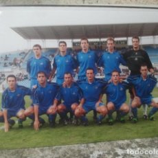 Coleccionismo deportivo: GETAFE CLUB DE FÚTBOL - ANTIGUO EQUIPO - FOTO ORIGINAL, 15 X 10 CMS. Lote 133660146