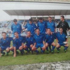 Coleccionismo deportivo: GETAFE CLUB DE FÚTBOL - ANTIGUO EQUIPO - FOTO ORIGINAL, 15 X 10 CMS. Lote 133660166