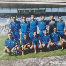 Coleccionismo deportivo: GETAFE CLUB DE FÚTBOL - ANTIGUO EQUIPO - FOTO ORIGINAL, 15 X 10 CMS. Lote 133660270