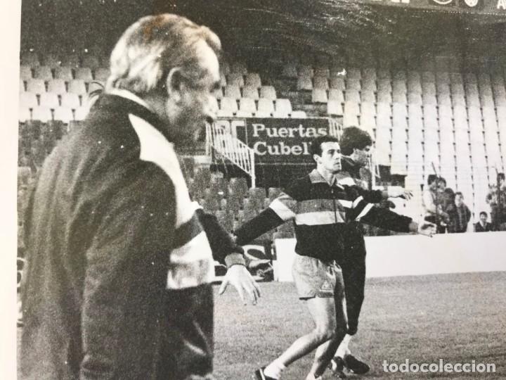 Coleccionismo deportivo: 27 FOTOGRAFIAS FUTBOL SELECCION ESPAÑOLA - AÑOS 1980 - ARCONADA, MICHEL, SATRUSTEGUI, SANTILLANA,... - Foto 29 - 133902658