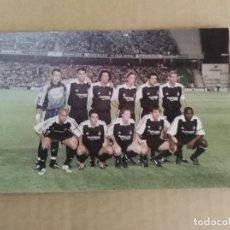 Collectionnisme sportif: FOTOGRAFIA REAL MADRID ESTADIO BENITO VILLAMARIN BETIS. Lote 134757022