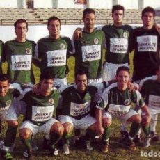 Coleccionismo deportivo: ALBUM FOTOS FUTBOL EXTRMEÑO 2007-2008 / 20 EQUIPOS. Lote 135541834