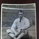 Coleccionismo deportivo: GOLF. REY EDUARDO VIII DE INGLATERRA. DUQUE DE WINDSOR. FOTOGRAFÍA ORIGINAL. LONDON.. Lote 135701859