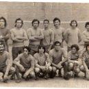 Coleccionismo deportivo: FOTOGRAFIA FUTBOL SEVILLA. FOTO TOVA. 17 OCTUBRE 1974. Lote 135880579