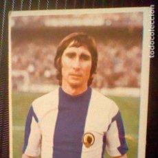 Coleccionismo deportivo: CROMO SIN PEGAR ED FINI 1975 76 1976 75 RIVERA HERCULES DEP LEG MA *. Lote 136284770