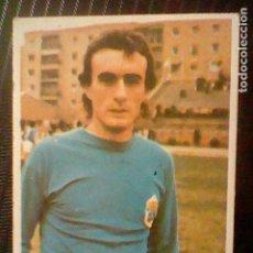 Coleccionismo deportivo: CROMO SIN PEGAR ED FINI 1975 76 1976 75 OVIEDO IRIARTE DEP LEG MA *. Lote 136284978