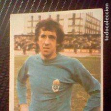 Coleccionismo deportivo: CROMO SIN PEGAR ED FINI 1975 76 1976 75 OVIEDO LOLIN DEP LEG MA *. Lote 136292818