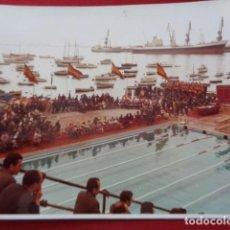 Coleccionismo deportivo: VALENCIA. NAUTICO DE VALENCIA, ACTO DEPORTIVO, AÑOS 60 APROX. FOTO PEREZ APARISI.. Lote 136336586