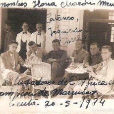 Coleccionismo deportivo: FOTOGRAFÍA ORIGINAL ÁFRICA SC 1933-34 . Lote 136832062