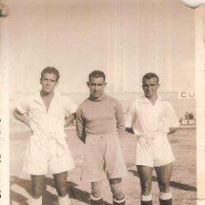 Coleccionismo deportivo: FOTOGRAFÍA ORIGINAL SD CEUTA 1941-42. Lote 136832346