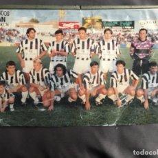 Coleccionismo deportivo: ANTIGUA FOTOGRAFÍA FUTBOL CD BADAJOZ LIGA 92-93 . Lote 137140186