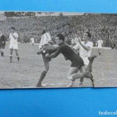 Collezionismo sportivo: ANTIGUA FOTOGRAFIA FUTBOL VALENCIA C.F. - AT AVIACION - AÑO 1941 - ALVARO, PIO. Lote 137547802