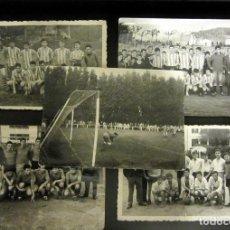 Sammelleidenschaft Sport - LOTE FOTOGRAFIAS ANTIGUAS FUTBOL - 138036986