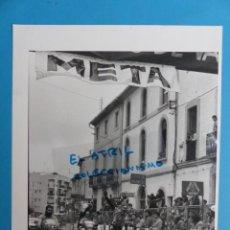 Coleccionismo deportivo: VALENCIA - CICLISMO - ANTIGUA FOTOGRAFIA DE LOS AÑOS 1980. Lote 139089538