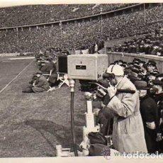 Coleccionismo deportivo: DIVISIÓN AZUL. VISTA DEL CAMPO DE FUTBOL EN EL AMISTOSO DE ESPAÑA Y ALEMANIA .12-4 1942. Lote 139731346