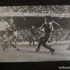 Coleccionismo deportivo: FC BARCELONA-FOTOGRAFIA ANTIGUA ORIGINAL REPORTER GRAFICO SEGUI-VER FOTOS-(V-15.326). Lote 142445470