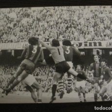 Coleccionismo deportivo: FC BARCELONA VS REAL MURCIA -FOTOGRAFIA ANTIGUA ORIGINAL REPORTER GRAFICO SEGUI-VER FOTOS-(V-15.332). Lote 142447034