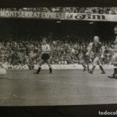 Coleccionismo deportivo: FC BARCELONA -FOTOGRAFIA ANTIGUA ORIGINAL REPORTER GRAFICO SEGUI-VER FOTOS-(V-15.333). Lote 142447178