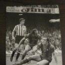 Coleccionismo deportivo: FC BARCELONA-FOTOGRAFIA ANTIGUA ORIGINAL REPORTER GRAFICO SEGUI-VER FOTOS-(V-15.362). Lote 142451830