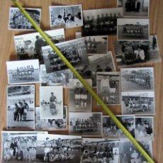 Coleccionismo deportivo: FOTOGRAFIAS ANTIGUAS STADIUM CASABLANCA SECCION FUTBOL LA ROMAREDA REAL ZARAGOZA LOTE 26. Lote 142944366