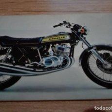"""Coleccionismo deportivo: FOTO POSTAL MOTO KAWASAKI H2 """"MACH IV"""",1971/75-COLECCION PERLA 314/3. Lote 142995166"""