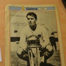 Coleccionismo deportivo: FOTO ABC JOSE MARIA ZARRAGA (REAL MADRID). Lote 143168394