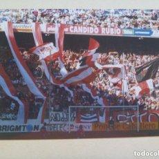 Coleccionismo deportivo: FOTO DE ULTRAS DEL SEVILLA F.C. , BIRIS NORTE : ANTI BETICOS.. Lote 143176518