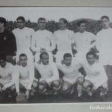Coleccionismo deportivo: FÚTBOL - REAL MADRID - ANTIGUA FOTOGRAFÍA DE EQUIPO - LEER DESCRIPCIÓN .... Lote 143589614