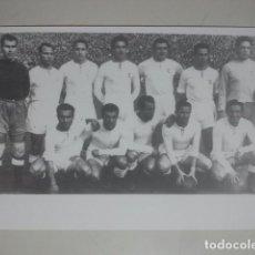Coleccionismo deportivo: FÚTBOL - REAL MADRID - ANTIGUA FOTOGRAFÍA DE EQUIPO - LEER DESCRIPCIÓN .... Lote 143590062