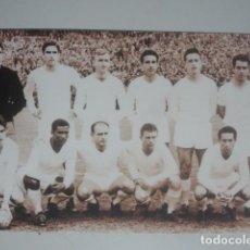 Coleccionismo deportivo: FÚTBOL - REAL MADRID - ANTIGUA FOTOGRAFÍA DE EQUIPO - LEER DESCRIPCIÓN .... Lote 143590110