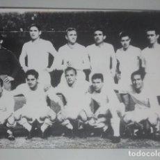 Coleccionismo deportivo: FÚTBOL - REAL MADRID - ANTIGUA FOTOGRAFÍA DE EQUIPO - LEER DESCRIPCIÓN .... Lote 143590218