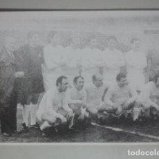 Coleccionismo deportivo: FÚTBOL - REAL MADRID - ANTIGUA FOTOGRAFÍA DE EQUIPO - LEER DESCRIPCIÓN .... Lote 143590342