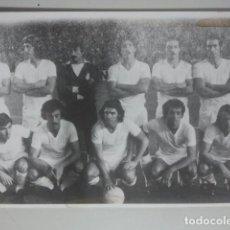 Coleccionismo deportivo: FÚTBOL - REAL MADRID - ANTIGUA FOTOGRAFÍA DE EQUIPO - LEER DESCRIPCIÓN .... Lote 143590470