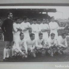 Coleccionismo deportivo: FÚTBOL - REAL MADRID - ANTIGUA FOTOGRAFÍA DE EQUIPO - LEER DESCRIPCIÓN .... Lote 143590638
