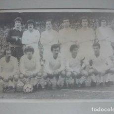 Coleccionismo deportivo: FÚTBOL - REAL MADRID - ANTIGUA FOTOGRAFÍA DE EQUIPO - LEER DESCRIPCIÓN .... Lote 143590662