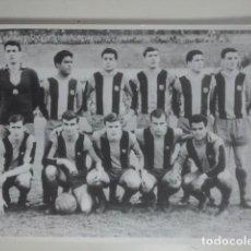 Coleccionismo deportivo: FÚTBOL CLUB BARCELONA - ANTIGUA FOTOGRAFÍA DE EQUIPO. Lote 143724833