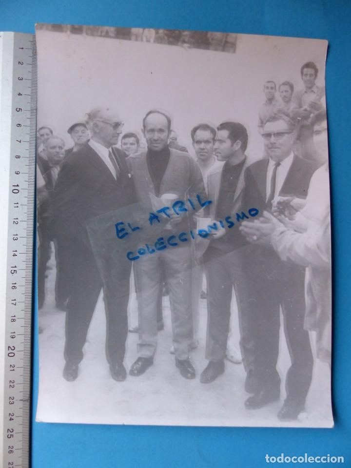 Coleccionismo deportivo: TRINQUET DE MASSAMAGRELL - 7 BONITAS FOTOGRAFIAS PELOTA VALENCIANA - AÑOS 1950-60 - Foto 2 - 143686598