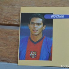 Coleccionismo deportivo: FOTO DE GIOVANNI (FC BARCELONA). Lote 144004886