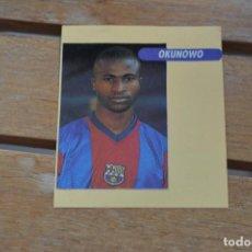 Coleccionismo deportivo: FOTO DE OKUNOWO (FC BARCELONA). Lote 144005030