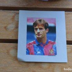 Coleccionismo deportivo: FOTO DE KODRO /FC BARCELONA). Lote 144005246