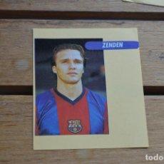 Coleccionismo deportivo: FOTO DE ZENDEN (FC BARCELONA). Lote 144006298
