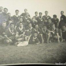 Coleccionismo deportivo: FOTO DE FUTBOL ANTIGUA PLANTILLA EQUIPO SULTAN VALENCIA ?. Lote 146322734