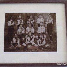 Coleccionismo deportivo: FOTOS ORIGINALES INGLESAS AÑOS 30/40. Lote 147328786