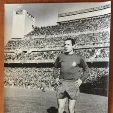 Coleccionismo deportivo: FOTOGRAFIA ORIGINAL VELOSO.. Lote 148655786