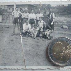 Coleccionismo deportivo: FOTO ANTIGUA INDAUCHU. INDAUTXU FÚTBOL BILBAO.. Lote 148938998