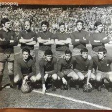 Coleccionismo deportivo: FOTO ALINEACIÓN DEL PONTEVEDRA TEMPORADA 1969-70. FOTO ALBERO Y SEGOVIA.. Lote 149215970