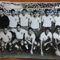 Coleccionismo deportivo: FOTO ALINEACIÓN DEL REAL ZARAGOZA TEMPORADA 1967. . Lote 149217046