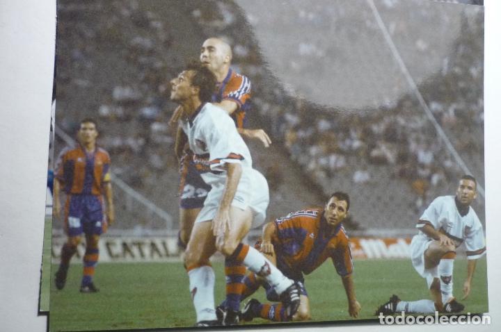FOTO PRENSA TAMAÑO CUARTILLA F.C.BARCELONA -STOICKOV (Coleccionismo Deportivo - Documentos - Fotografías de Deportes)