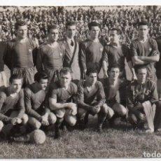 Coleccionismo deportivo: FOTO DEL F.C. BAERCELONA AÑOS 50, MIDE 10X6. Lote 150217166