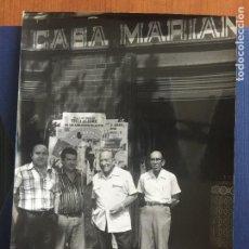 Coleccionismo deportivo: FOTOGRAFIA MANUEL SARMIENTO.. Lote 150659662
